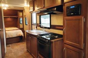 2013 Slingshot GT 25RL interior