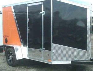 2014 Stealth Cargo Trailer Rental, exterior