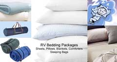 RV Bedding Packages