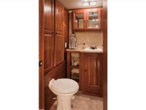 Viewfinder bathroom