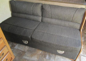 Star Craft 26BH sofa bed