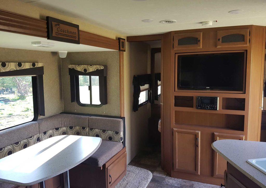 Coachman 236BHS interior image