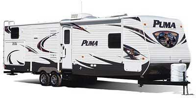 2014 Puma 30DBSS