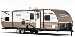 2014 Shasta Oasis 25RS